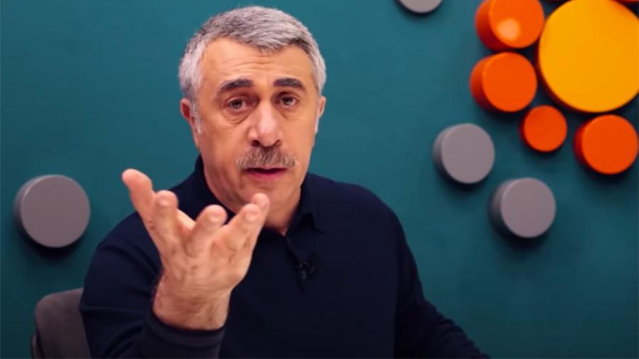 Доктор Комаровский указал на слабое место карантина «выходного дня»