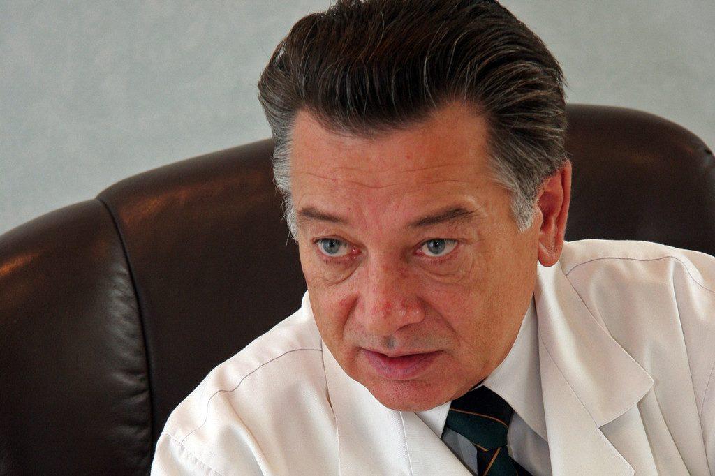 Евгений Каманин стал советником губернатора по вопросам здравоохранения