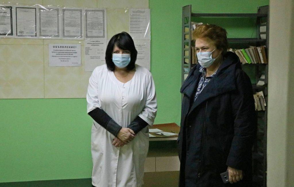 В Смоленске прием врача-педиатра в микрорайоне Южный возобновили после вмешательства Ольги Окуневой