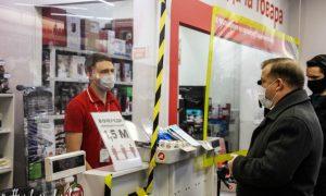 Надежда Фролова: следует промывать продукты и обрабатывать упаковки от коронавируса