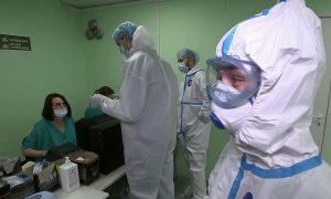 На помощь врачам пришли студенты смоленского медуниверситета