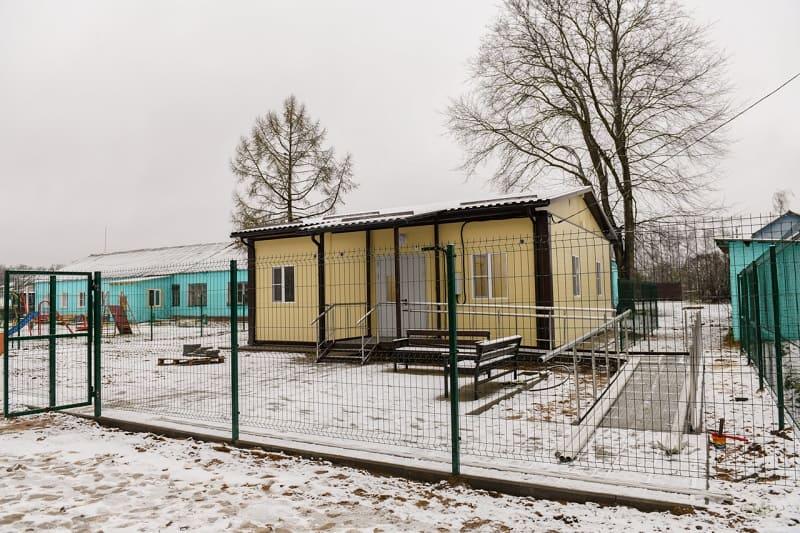 В Смоленской области завершается установка и подключение новых ФАПов
