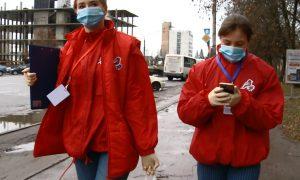 Активисты ОНФ помогут смолянам с доставкой продуктов и лекарств