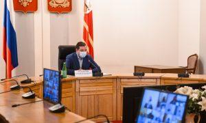 Смоляне пожаловались Алексею Островскому на организацию лечения от коронавируса
