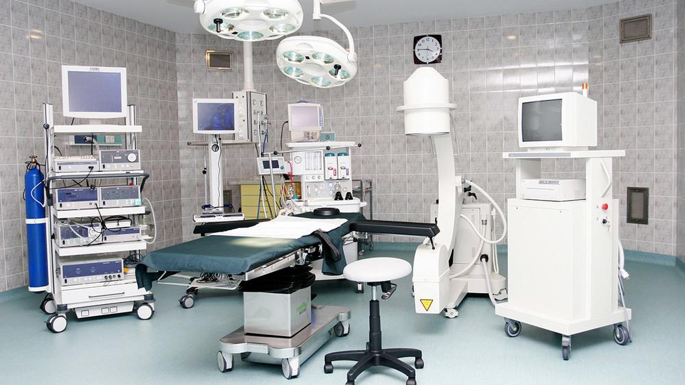 Медицинское оборудование для клиник и больниц