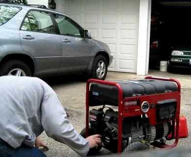 На что обращать внимание при выборе бензинового генератора