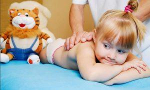 Детский массаж в Балашихе: эффективные результаты.