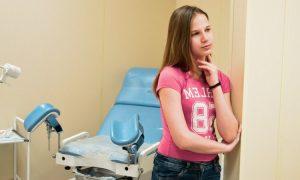 Прием детского гинеколога