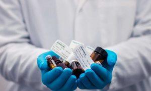 В Смоленской области более 630 амбулаторных больных COVID-19 получили бесплатные лекарства