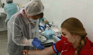 Смоленских доноров костного мозга объединила акция «Спаси жизнь»