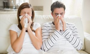 В Смоленске значительно вырос уровень заболеваемости гриппом и ОРВИ