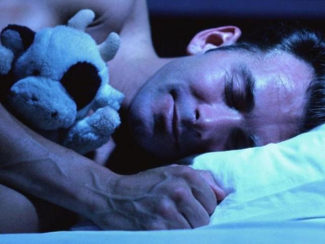 Что с нами происходит во время сна