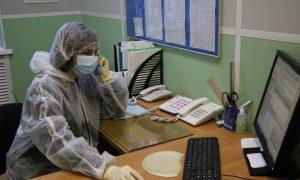 Смоленские волонтёры присоединились к операторам колл-центров в поликлиниках