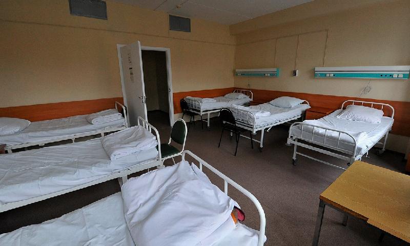 В Смоленской области есть резерв коек для пациентов с коронавирусом