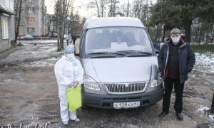 Мэрия закрепила служебный транспорт за медиками Смоленска