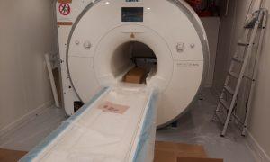 В смоленском онкодиспансере подключили новый аппарат МРТ