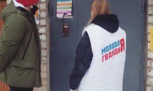 Волонтёры навестили пенсионеров Смоленщины
