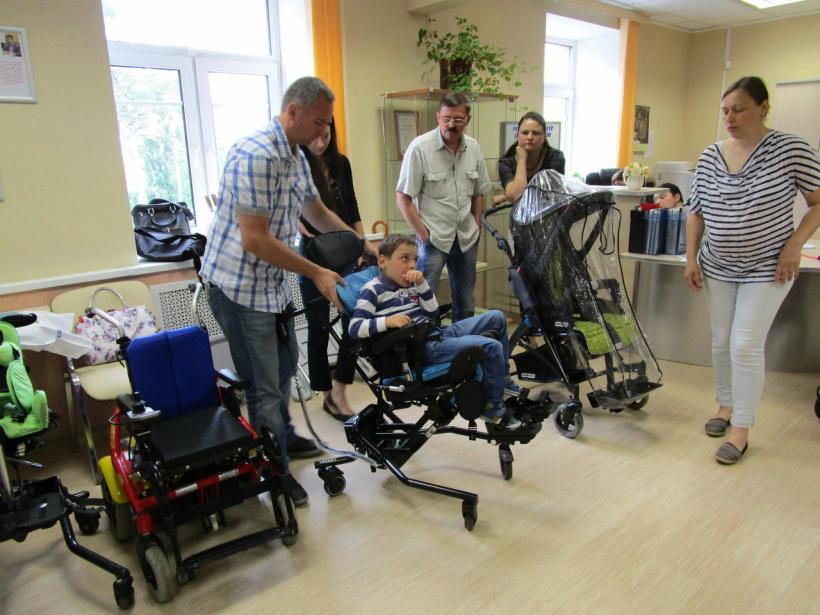 Технические средства для реабилитации детей