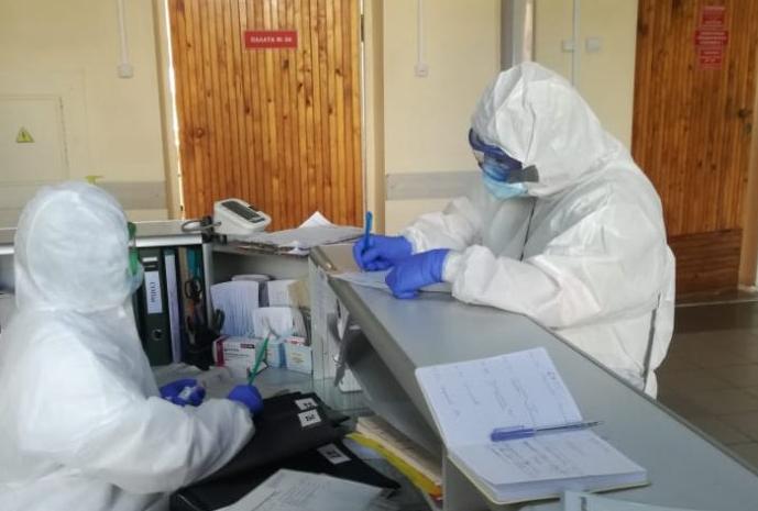 В Смоленской области число заражений коронавирусом приблизилось к 24 000