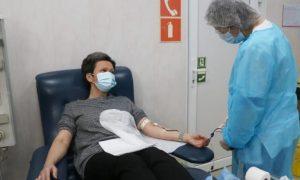 Председатель Смоленского горсовета стала донором плазмы с антителами к COVID-19