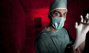 В гагаринской больнице пациент свел счеты с жизнью