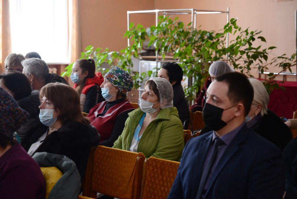 Рославльская ЦРБ: Эпидситуация у нас нормализуется