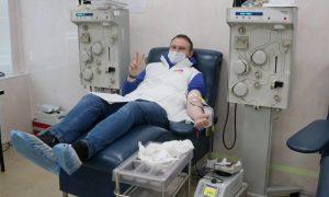 Смоленский центр крови открыл двери для волонтёров