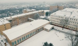 В Смоленском государственном университете группу студентов перевели на «дистанционку»