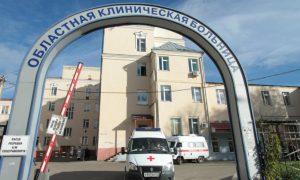 Смолянин устроил скандал в областной больнице и обматерил медиков