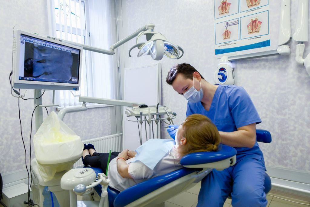 Особенности стоматологической чистки зубов