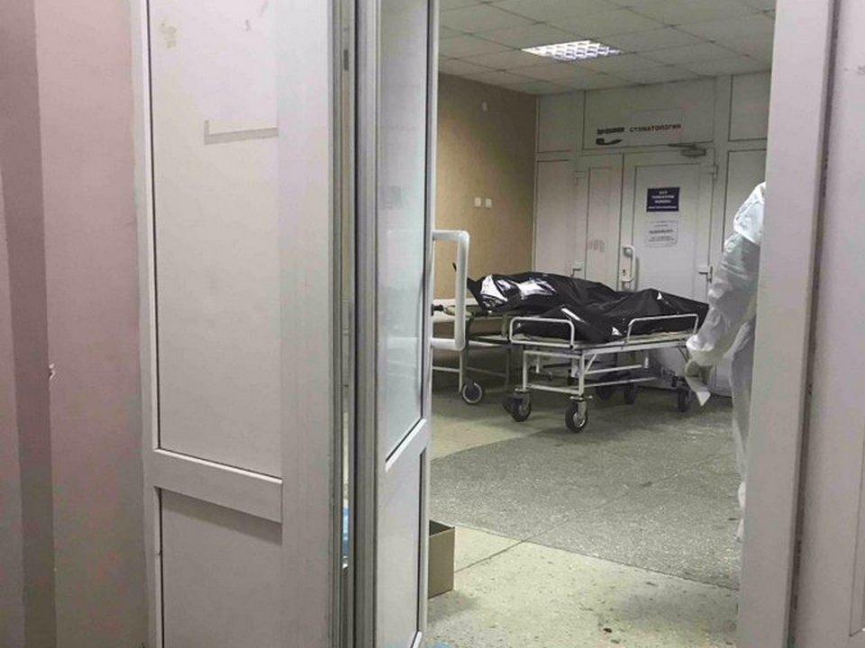В Смоленской области за день вырос уровень смертей от коронавируса
