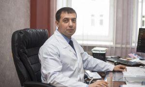 Сергей Герасимов вступил в должность главного врача Ярцевской больницы