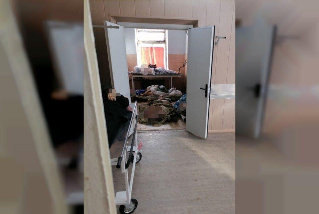 Сафоновский морг ожидает служебная проверка от департамента здравоохранения Смоленской области