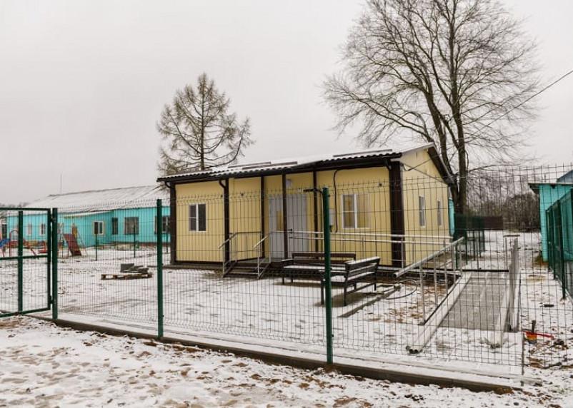 Один из сорока девяти. В Смоленской области приняли в эксплуатацию первый ФАП