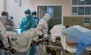 Переболевшие коронавирусом смоленские врачи проходят реабилитацию