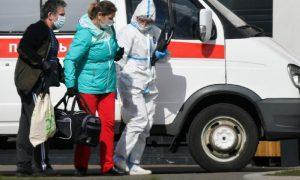 В Смоленске COVID-19 подтвердился у 14 человек