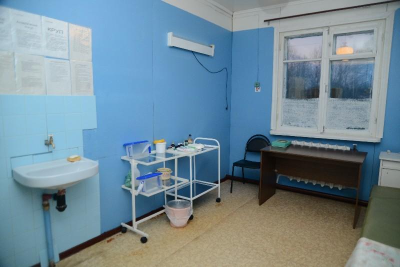 Больница в селе Семлево под Смоленском продолжит работу