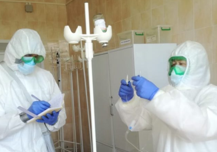 В Смоленской области резко упал уровень новых выздоровлений от коронавируса