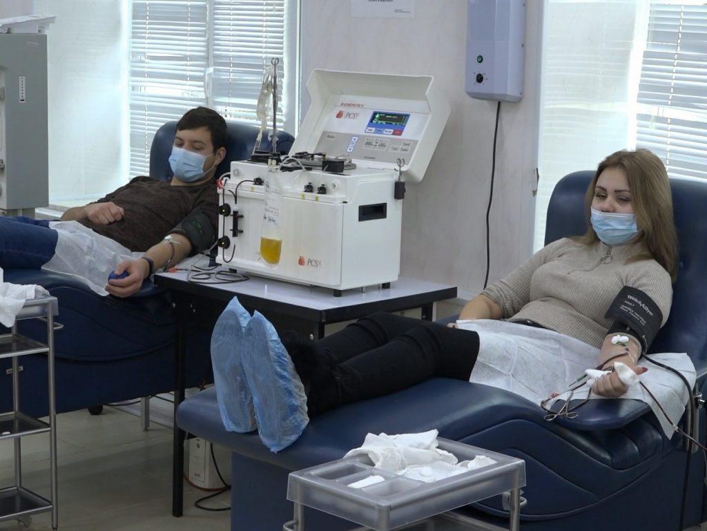 Смолян призывают стать донорами крови и её компонентов