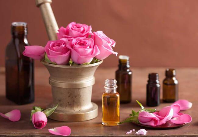 Масло розы для кожи, гормонов и против депрессии
