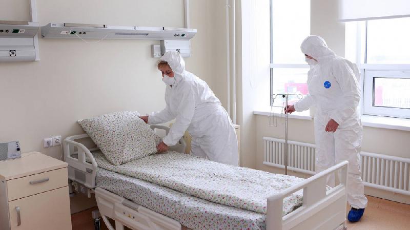 В Смоленской области снижается темп распространения коронавируса