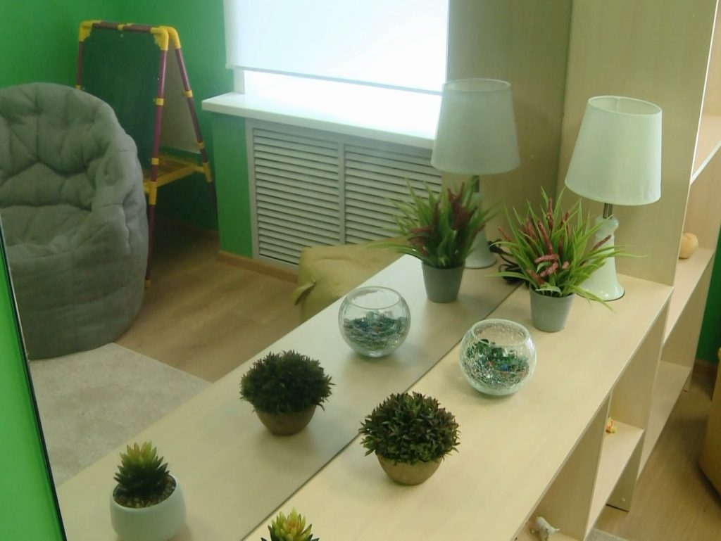 Пространство для реабилитации детей. В Смоленске готовится к запуску проект «Зеленая комната»
