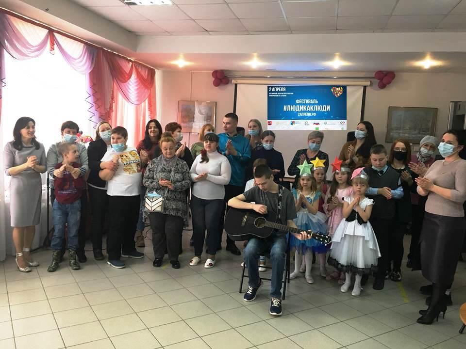 Реабилитационный центр «Вишенки» в Смоленске активно реализует проекты в интересах семьи и детства