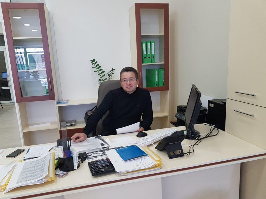 Олег Степаненко стал заместителем начальника смоленского департамента по здравоохранению