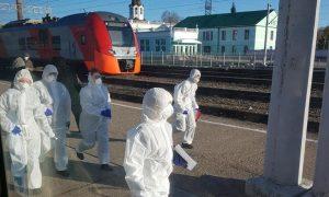 Оперштаб сообщил о резком росте числа коронавирусных больных в Смоленской области