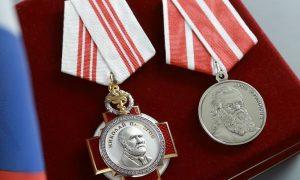 Губернатор поздравил смоленских медиков с присвоением высоких наград