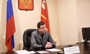 Алексей Островский назвал причину отставки главврача Гагаринской ЦРБ
