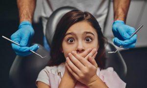 Как победить страх детей перед стоматологом?