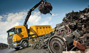 Услуги по вывозу и приема металлолома