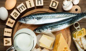 Когда удалось получить витамин D?